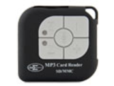 Squircle MP3 player