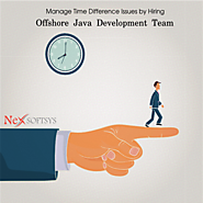 Specialized in developing offshore Java development projects