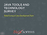 Java has strong support for web development