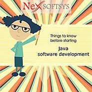 For Java software development we use agile methology