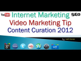 Content Curation Strategy 2012