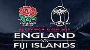 Watch England vs Fiji Live Stream : Rugby World Cup 2015 Inaugural match