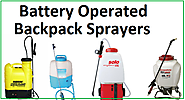 Best Battery Operated Backpack Sprays - Reviews (with images) · BatteryOperated