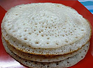Healthy Breakfast Recipe - Buttermilk Dosa