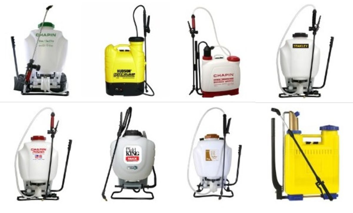 Headline for Best 4 Gallon Backpack Sprayer Reviews - Top Rated Brands