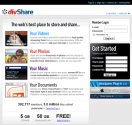 DivShare - Professional Media and Document Sharing