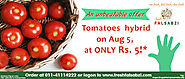 Buy Fresh Vegetables & Fruits Online in Delhi NCR with FREE Home Delivery | Freshfalsabzi.com