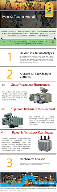 What Are The Testing Methods For On Load Power Transformers?