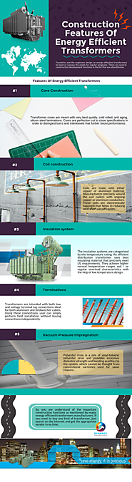Important Construction Functions As Mentioned By Energy Efficient Transformers Manufacturers