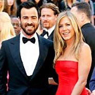"Justin Theroux Says: ""I AM VERY HAPPY"""