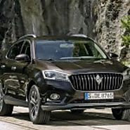 BX 7 is the first car of new Borgward