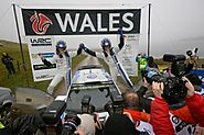Wales on track for Rally GB to 2018