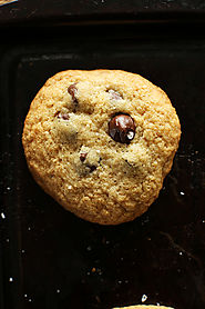 Gluten Free Chocolate Chip Cookies | Minimalist Baker Recipes