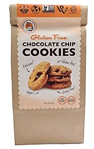 Wholesome Chow Gluten-free and Vegan Chocolate Chip Cookies (2 Pack)