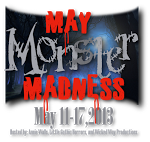 Headline for Sophie's Thoughts & Fumbles May Monster Madness Posts