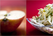 Apple, Fennel and Endive Salad With Feta - Recipes for Health