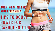 How to Boost Your Running Stamina