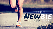5 Top Training Tips for Newbie Runners