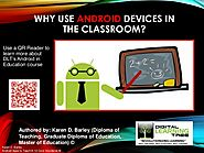 Androids in Education