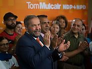 Tom Mulcair promises NDP will invest $250 million in front-line police officers across Canada