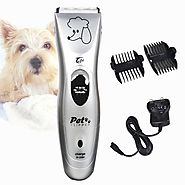 Rechargeable Animal Clippers - rechargeableanimalclippers