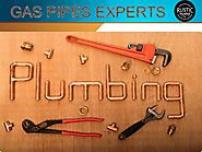 Gas Pipes Plumbing