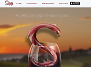 Sipp - An iPhone App For Wine Lovers