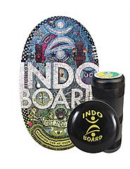 Indo Board Balance Trainer - Welcome to the official Indo Board Balance Trainer website - Indo Board - The worlds #1 ...