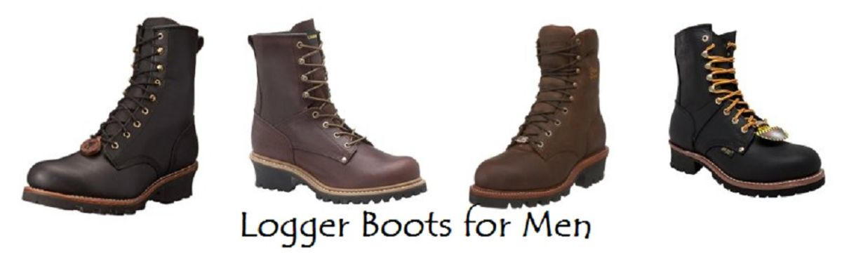 Headline for Best Logger Boots for Men - Men's Working Boots