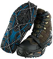Yaktrax Pro Traction Cleats for Snow and Ice