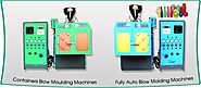 Fully Automatic Blow Moulding Machine Manufacturer In Ahmedabad