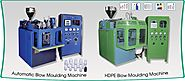 HDPE Bottle Machinery Manufacturer In India