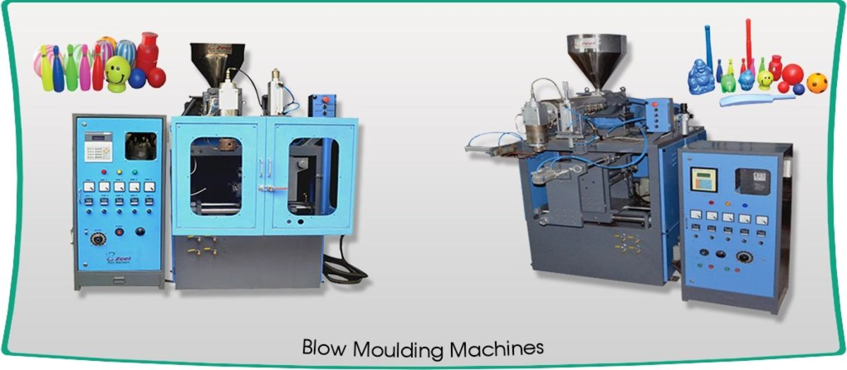 Headline for Blow Moulding Machine Manufacturer In Ahmedabad