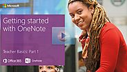 Getting started with OneNote