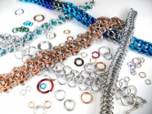 Hyperlynks: Quality Saw Cut Chainmaille Jump Rings & Kits | Creativ Festival Blog