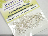Eight Chainmaille Weaves - What Ring Sizes Do You Need?