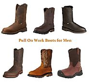Best Pull On Work Boots for Men - Reviews of Slip On Work Boots on Flipboard