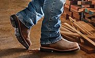 Best Pull On Work Boots for Men Reviews - Slip On Boots