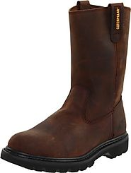 Pull-On Soft Toe Boot by Caterpillar