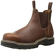 Best Pull On Work Boots for Men