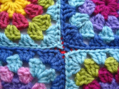 Attic24: Joining Granny Squares