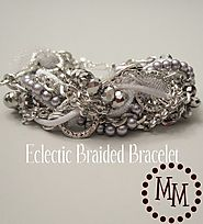 Eclectic Braided Bracelet