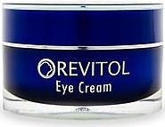Revitol Eye Cream - Treat Dark Circles, Anti-Aging ~ 1 Jar