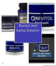 Revitol Anti Aging Solution on Flipboard