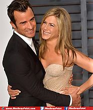 Jennifer Aniston, Justin Theroux Fly to Bora Bora For Honeymoon