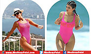 Kylie Jenner Beat By Mom Kris Swimsuit Battle, Decision by Rob & Kim Kardashian