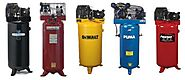 Best Rated 60 gal Air Compressors - Vertical Air Compressors with Top Reviews - Best Heavy Duty Stuff