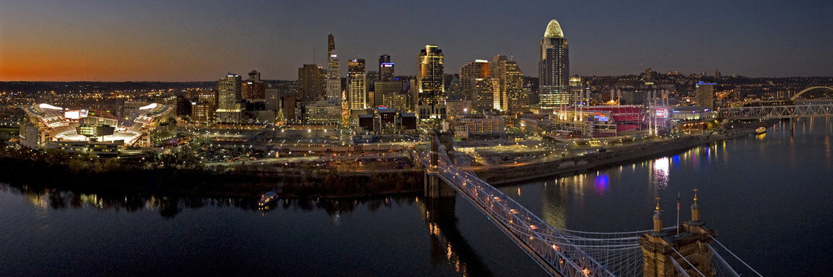 Headline for 10 Attractions of Cincinnati you can't miss!