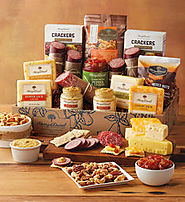 Ultimate Meat and Cheese Gift Box - Harry & David