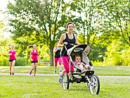 The New Parent's Guide To Running With A Jog Stroller - Competitor.com